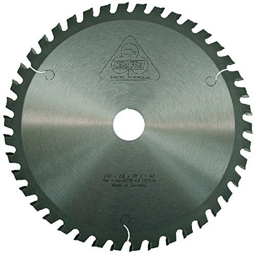 'Hawe 040.11 Super travail Lame de scie circulaire 250 x 30 mm
