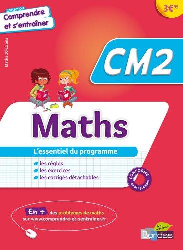 Comprendre et s'entraîner - Maths CM2