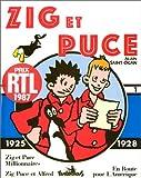 Zig et Puce, tome 1 - 1925-1928