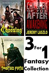 3 for 1 Fantasy Collection (English Edition)