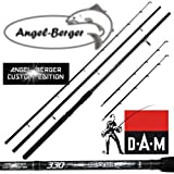 DAM Feederrute Feeder Angel Berger Custom Edition