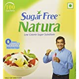 Sugar Free Natura Sachet - 0.75 g (Pack of 100)