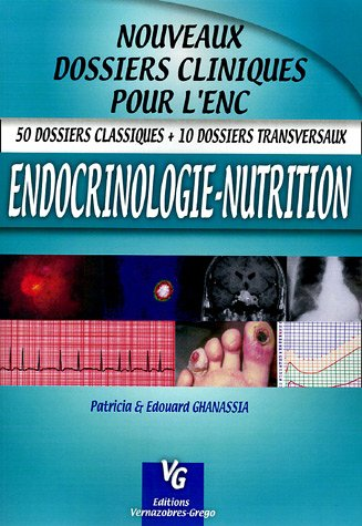 Endocrinologie, nutrition
