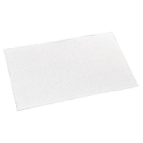KESPER Sets de Table Filet synthétique en Blanc Autre, Multicolor