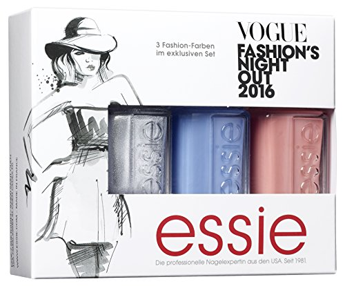 Essie Vogue Fashion's Night Out Manicure Set 3, 1 Stück
