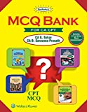 Padhuka's MCQ Bank: For CA CPT