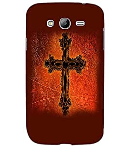 SAMSUNG GALAXY GRAND NEONEO JESUS Back Cover by PRINTSWAG
