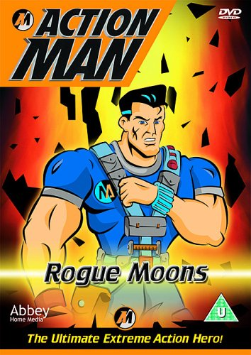 Image of Action Man - Rogue Moons [DVD]