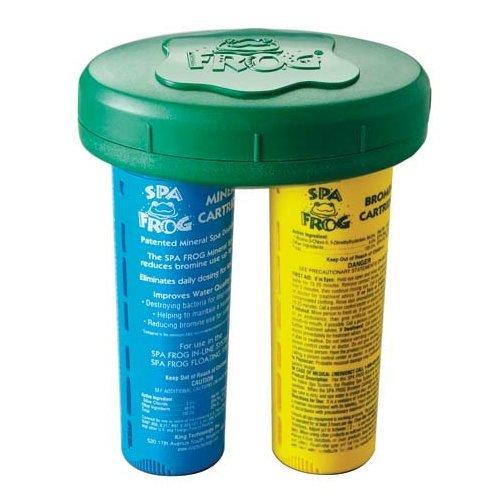 Spa Frog Floating System zur Wasserpflege, Garten, Rasen, Pflege -