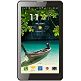 I KALL N2 (512+4GB) Dual Sim 3G Calling Tablet With 3000 Mah Battery Capacity And 1 Year Warranty- Black