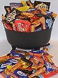 Halloween. The Witches Cauldron Containig 60 Fun Size Bars...