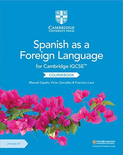Cambridge IGCSE™ Spanish as a Foreign Language Coursebook with Audio CD (Cambridge International IGCSE)