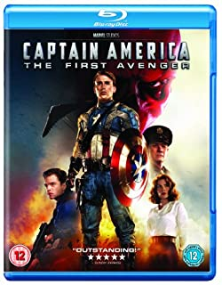 Captain America [Blu-ray] [Region Free] (B008BR79C6) | Amazon price tracker / tracking, Amazon price history charts, Amazon price watches, Amazon price drop alerts