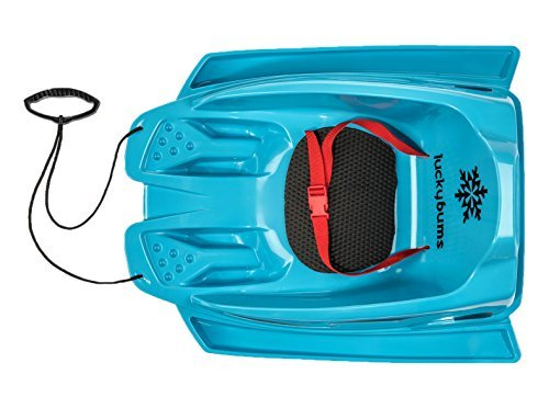 lucky-bums-kids-youth-mini-toddler-pull-sled-with-comfortable-pull-rope-by-lucky-bums