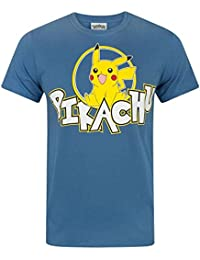 2148ff3e Amazon.co.uk: Pokemon - Tops, T-Shirts & Shirts / Men: Clothing