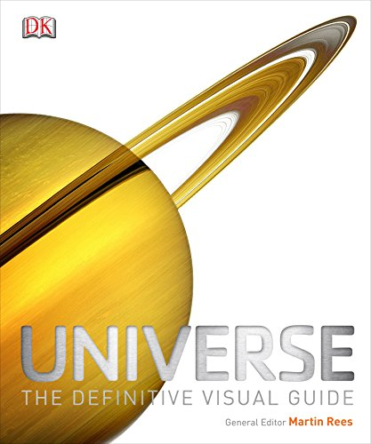 Universe: The Definitive Visual Guide (Dk Astronomy) por DK