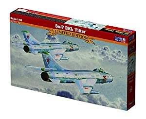 MisterCraft Kit de Modelo a Escala «Su-7BKL Fitter&Raquo 1:48 MCG13