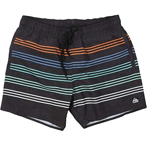 Reef Herren EMEA Volley Shorts, Mehrfarbig (Stripes STP), ((Herstellergröße:XXL) Reef Stripe