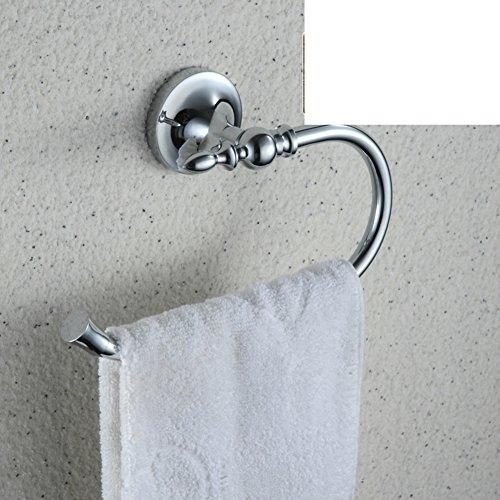 ZZB Todo anillo de cobre-toalla/Baño anillo de toalla Accesorios/anillo de toalla/anillo colgante toalla-A