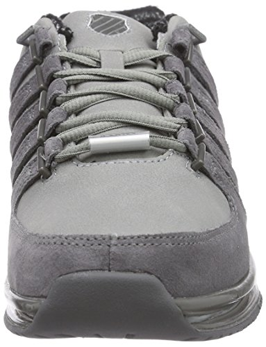 K-swiss Rinzler Sp, Baskets Basses Uomo Grigio (grau (anthracite / Gris Neutre 047))