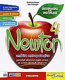 Newton. Sussidiario delle discipline. Ambito antropologico. Per la 4ª classe elementare. Con e-book. Con espansione online