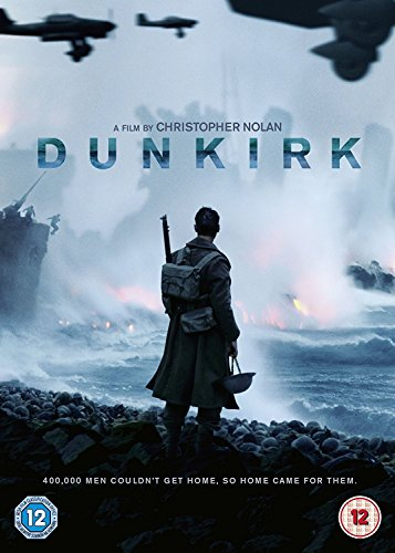 Dunkirk [Limited 2 Disc Edition DVD + Digital Download] [2017]