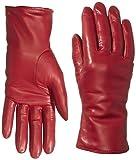 Roeckl Damen Handschuhe Classic Wool, Rot (red 450), (Herstellergröße: 6.5)