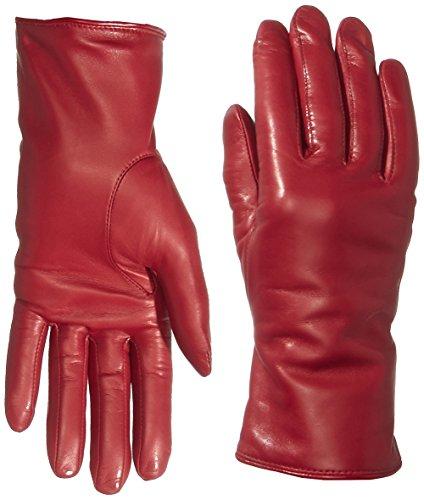 Roeckl Young Driver powder red Autofahrer Handschuhe Leder ungefüttert Handschuh
