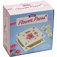 Retro Wooden Flower Press Craft Activity by Carousel
