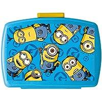 Preisvergleich für Minions Despicable Me Kinder Pausenbrotbox - blau