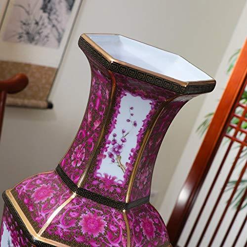 it Keramik Antike Große Vase Chinesische Klassische Wohnzimmer Dekoration BO Alten Rahmen Dekoration Handwerk ()