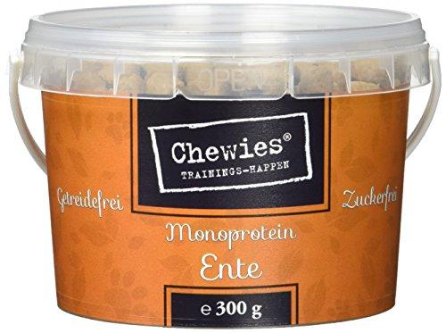 Chewies Trainings-Happen Ente, 1er Pack (1 x 0.3 kg)
