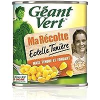 Géant Vert Maïs tendre et fondant La boite de 285g - Prix Unitaire - Livraison Gratuit Sous 3 Jours