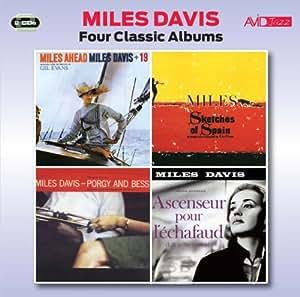 Four Classic Albums (Miles Ahead / Sketches Of Spain / Porgy And Bess / Ascenseur Pour L'echafaud)