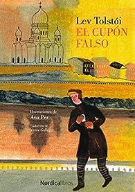 El cupón falso par León Tolstoi