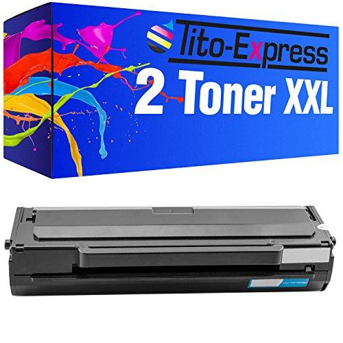 PlatinumSerie® 2 Toner XL Schwarz kompatibel für Samsung MLT-D1042S ML-1660 2.500 Seiten...