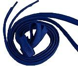 Icole1 Paar Premium Sneaker Schnürsenkel flach-23 Farben-Längen 50-150cm-8mm breit-Sportschuhe-Schuhbänder-Zufriedenheitsgarantie,Arbeitsschuhe für Senkel,Arbeitsschuhe Trekkingschuhe Flachsenkel