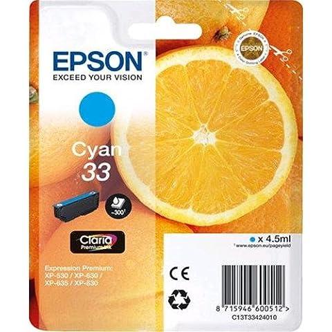 Epson C13T33424010  Inkjet / getto d'inchiostro Cartuccia