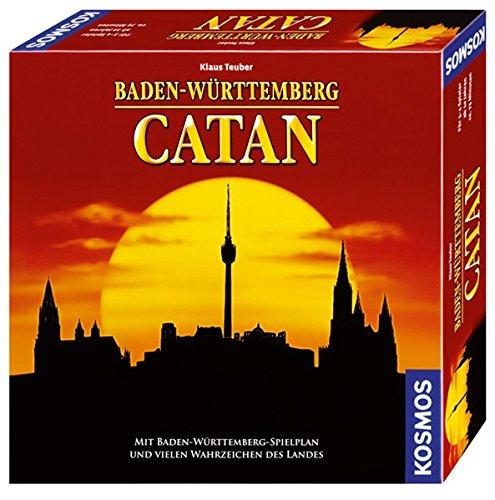 KOSMOS 693916 - Baden-Württemberg Catan Strategiespiel