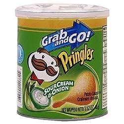 Pringles Sour Cream and Onion, 40g