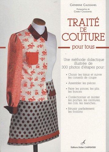Traité de couture pour tous par Catherine Caussanel