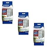 Marina I25 Replacement Cartridges A134 3 Packs of 2 BUNDLE by Hagen