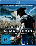 Alien Armageddon - Spaceship Troopers [Blu-ray]