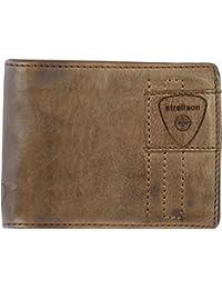 Strellson Upminster Porte-monnaie cuir 12 cm