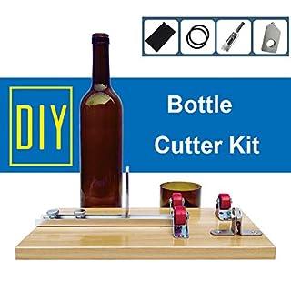 Benfa Glasflaschen Schneidemaschine Für Rundplatz Und Ovale Flasche,  Schneidwerkzeug Für DIY Projekte