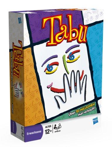 Parker 14677100 - Tabu - Edition 5 (Tabu-spiel)