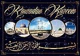 Kareem - Muslimischer Kalender mit 30 Türchen und Schokoladenfüllung - Ideal für muslimische Feste oder als Ersatzkalender für Weihnachten (150g)
