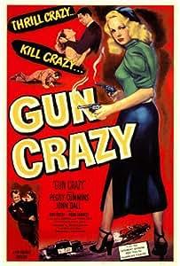 Gun Crazy Affiche du film Poster Movie Emballer fou (27 x 40 In - 69cm x 102cm) Style A