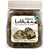 Parag Fragrances Afgani Loban (Pure, Natural & Grade 1) Loban/Benzoin/Lobhan for Dhoop, Dhuni or Hawan (250gm)