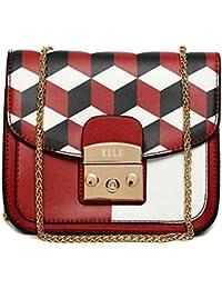 Elle Women's Sling Bag (Red)